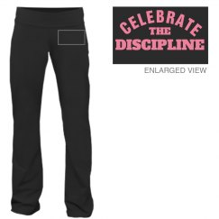 Celebrate the Discipline