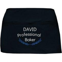 David professional baker
