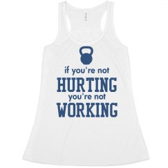 Working It Out Tank