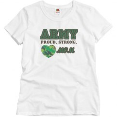 Mother's Day Tee ARMY