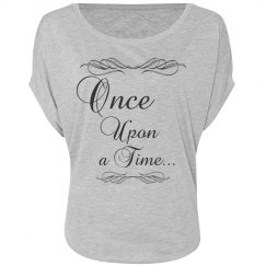 Once Upon A Time Flowy Tee