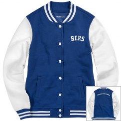 HERS Signature Varsity Jacket