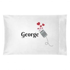 George pillowcase