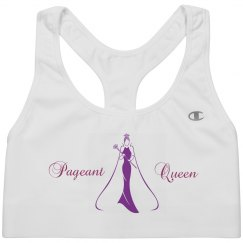 Pageant Queen Sports Bra