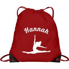 Hannah dance bag