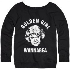 Golden Girl Wannabea