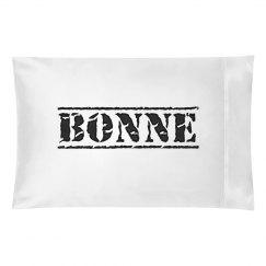 Bonne Pillowcase