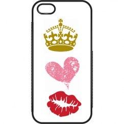 A pretty phone case