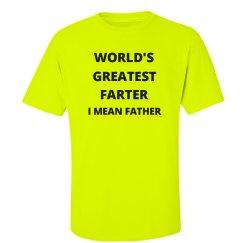 World's Greatest Farter