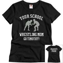 Wrestling Mom Custom