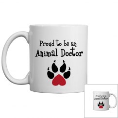 Proud animal Doctor