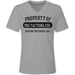 Factionless Manifesto