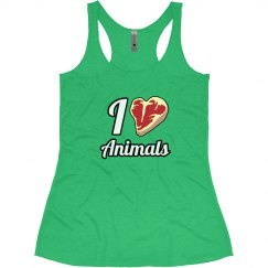 Animal Lover Tank Top