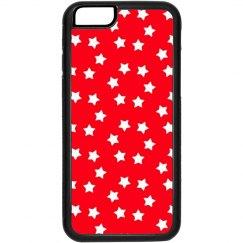 Red And White Stars