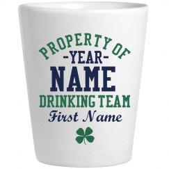 Drinking Team Shot