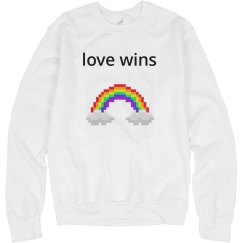 Love Wins Gay Pride Crew