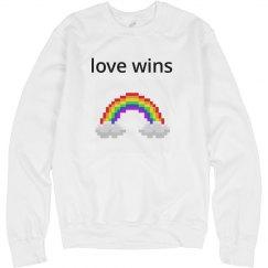 Love Wins Gay Pride Crew