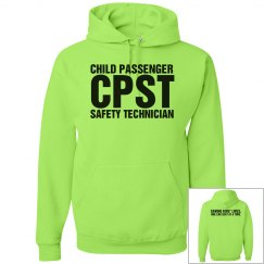 CPST Neon Hoodie