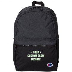 Custom Glow In The Dark Backpack