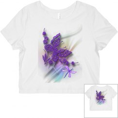 Butterfly Purple Haze