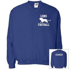 Coach Windbreaker