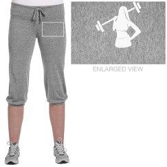 Lifter girl crop pants