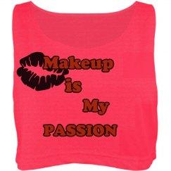 Makeup passion neon yello