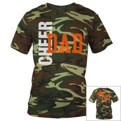 Cheer Dad:Bow Season Camo