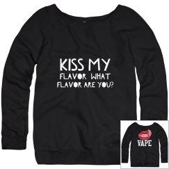 Kiss My Flavor Vape Lips