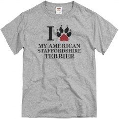 Straffordshire terrier