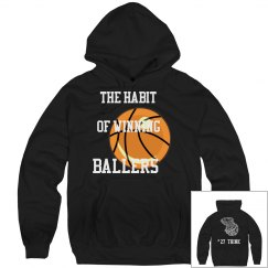 Inspired by basketball