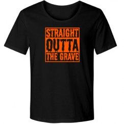 Straight Outta Grave Halloween Shirt