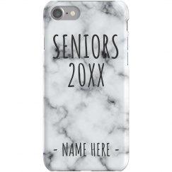 Senior iPhone Case