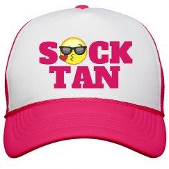 Color Guard Sock Tan