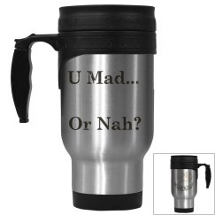 U Mad? Coffee...