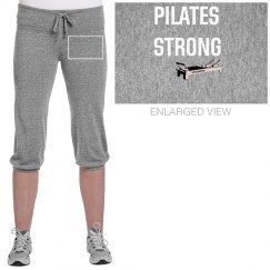 Pilates Strong Knee Length