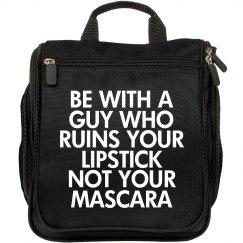 A Guy Who Ruins Lipstick