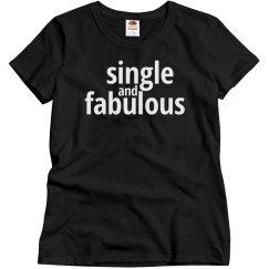 Single and Fabulous