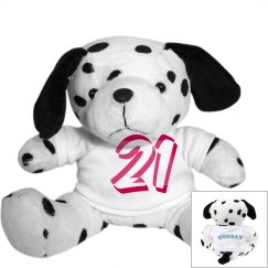 21 Cuddly Toy
