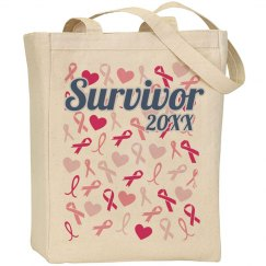 Survivor Ribbon Pattern