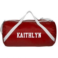 Kaithlyn sports roll bag