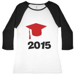 Graduation 2015 Tee