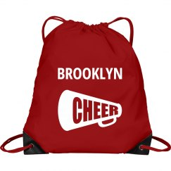 Brooklyn cheer bag