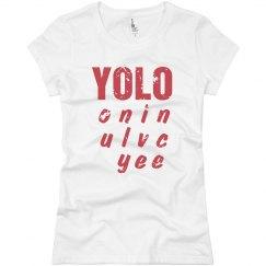 Live Once YOLO