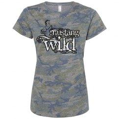 Wild Camo T-Shirt