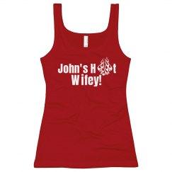 John's Hot Wifey