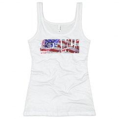 Ladies American Pride Cami