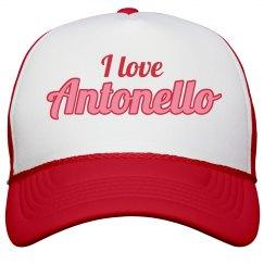 I love Antonello
