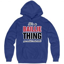 It's a Baillie thing