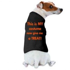 Dog Halloween Shirt